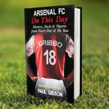 Arsenal On This Day Book